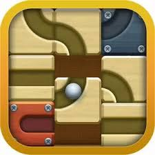 Download Game Roll The Ball : Puzzle Geser Apk Terbaru Untuk Android