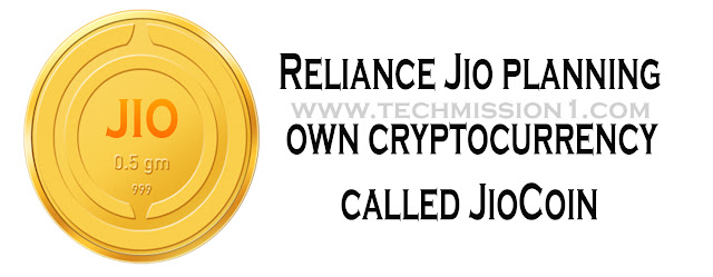 Reliance Jio planning own cryptocurrency called JioCoin