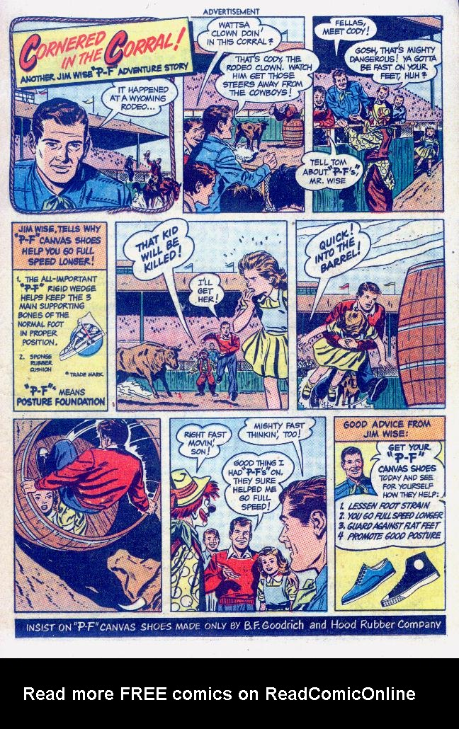 Read online Action Comics (1938) comic -  Issue #159 - 33