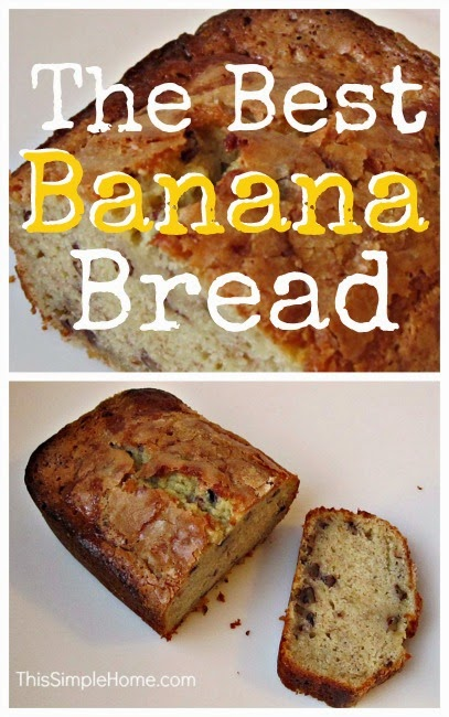 A unique banana bread recipe. Cream cheese adds a smooth texture.