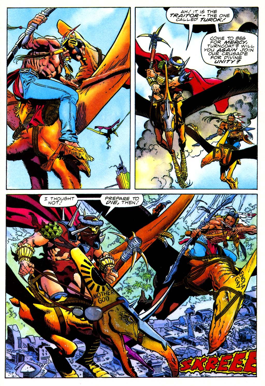 Read online Turok, Dinosaur Hunter (1993) comic -  Issue #27 - 14