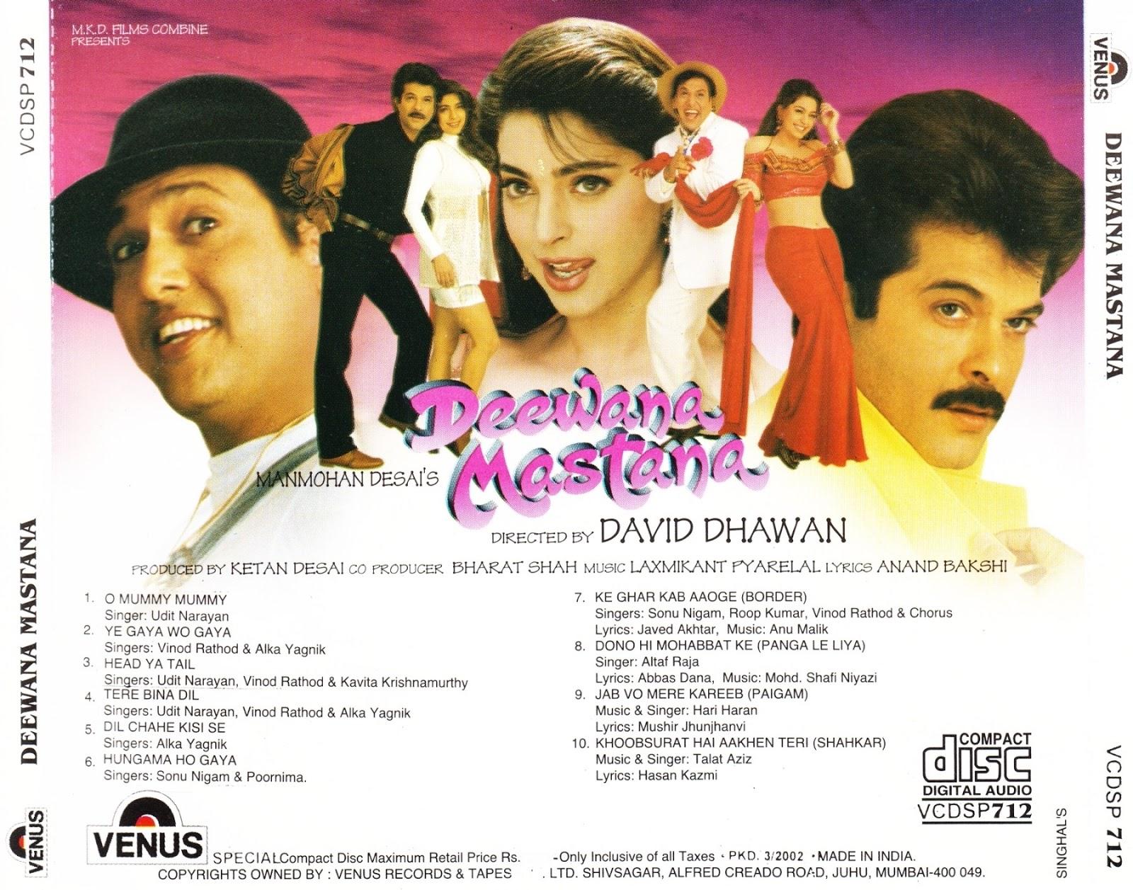 deewana mastana mp3 song 320kbps download
