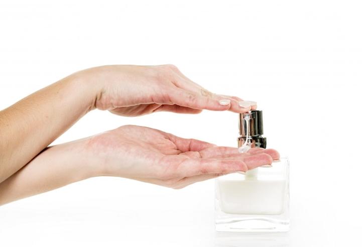 Rankų odos mitybą
