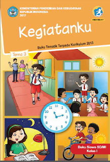 Downlod Kkm Tematik Terpadu Kurikulum 2013 Revisi 2017 Kelas 2 Sd Semester