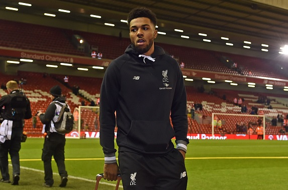 Liverpool starlet Jerome Sinclair to seal Watford deal