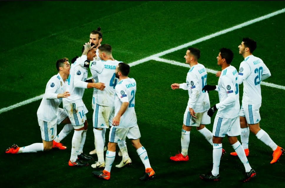 Real Madrid ai quarti di finale, vince anche a Parigi: 2-1 al Paris SG | Champions League