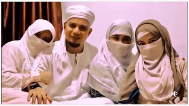 JIL Ahoker: Membully Poligami Arifin Ilham, Mendiamkan Pesta Gay
