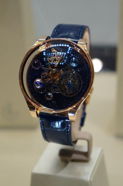 Jacob&Co Astronomia Jewelry Planet