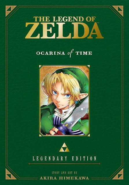 Panini anuncia The Legend of Zelda, Tokyo Ghoul:RE e outros dois novos mangás shoujo.
