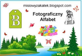 Fotograficzny Alfabet - litera A