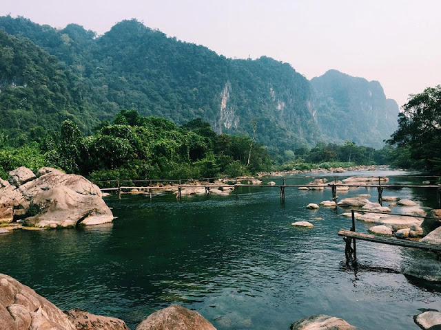 Nuoc Mooc Stream – a fairyland in Quang Binh, Vietnam 1