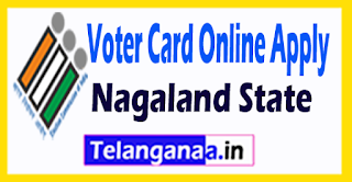 CEO Nagaland New Voter ID Card Online Registration