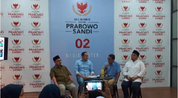 Dana Kampanye Prabowo-Sandi Capai Rp191,5 Miliar Hingga Maret