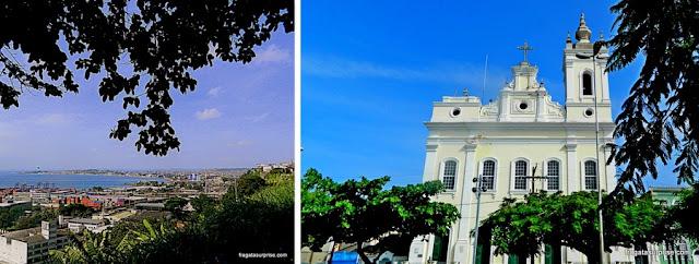Salvador, Bahia, Largo de Santo Antônio Além do Carmo