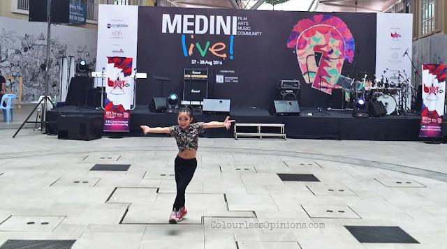 kid kpop dance medini live 2016