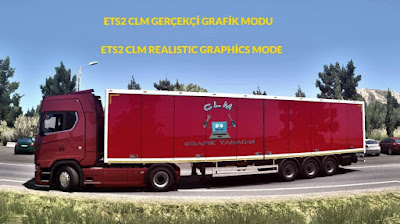 CLM Graphics and Redux Graphics Mods