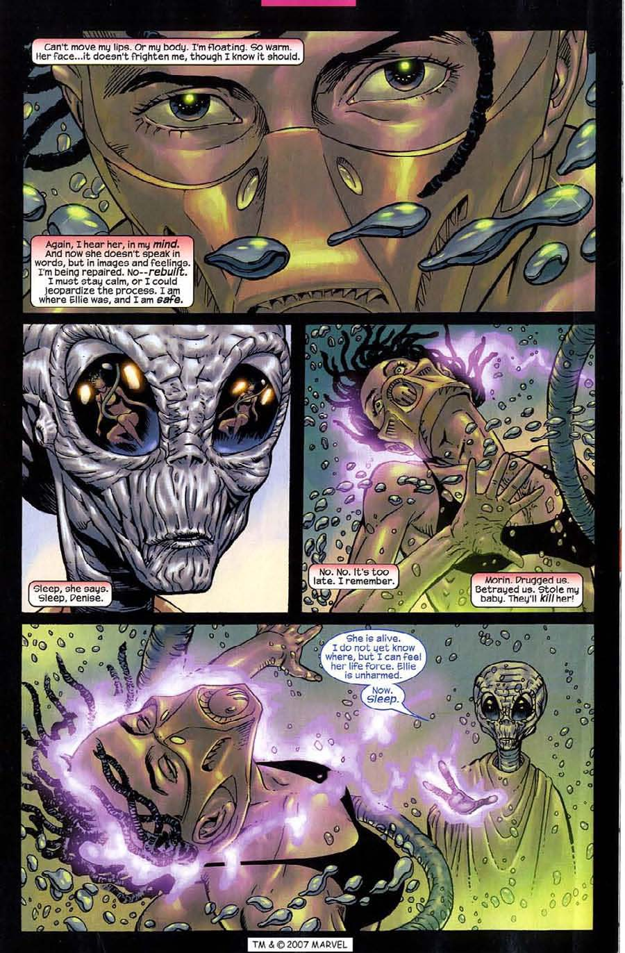 Read online Silver Surfer (2003) comic -  Issue #10 - 8