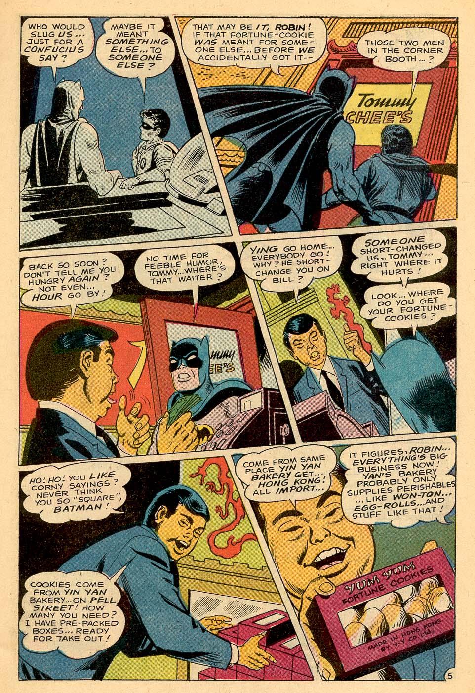 Detective Comics (1937) 383 Page 6
