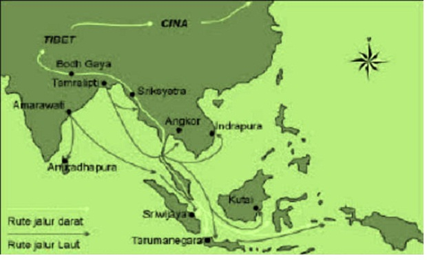 Sejarah Masuknya Agama Hindu Budha Di Indonesia Perkembangan Kebudayaan Hindu Budha Di Indonesia Pustakapengetahuan Com