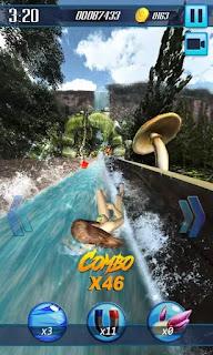 Game Air Slide 3D V1.5 MOD Apk Terbaru Gratis