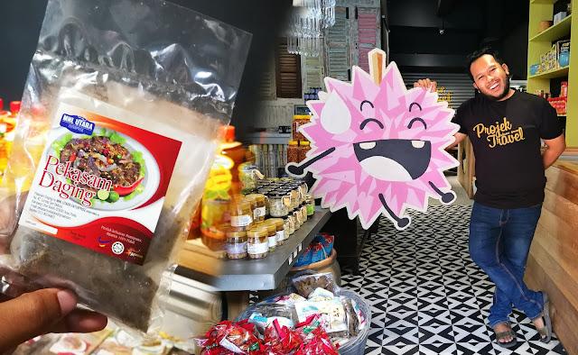 BELI PEKASAM DAGING PERLIS DI FOODMARKET™ SEMPENA PROGRAM PERLIS WEEK