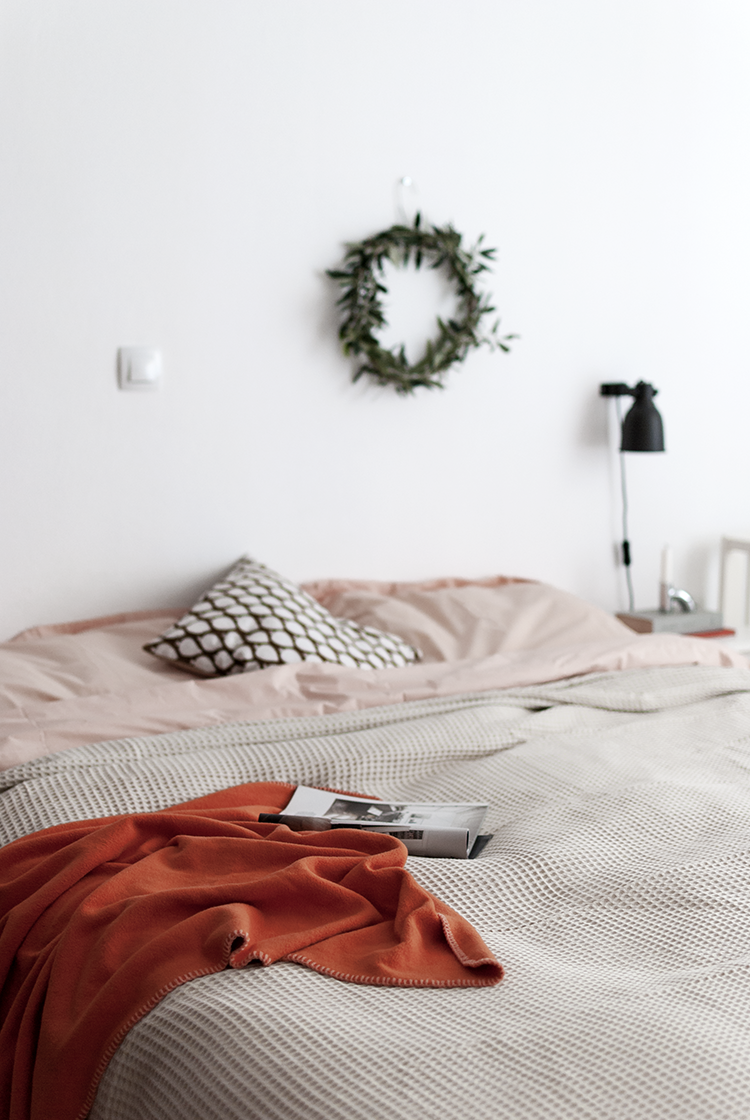 My holiday bedroom styling with COCO-MAT ©Eleni Psyllaki My Paradissi