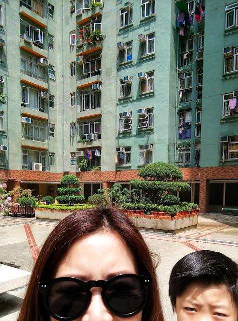 mei foo block apartment buildings