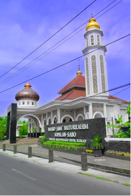 081210999347, 05 Paket Wisata Pulau Anambas Kepri, Masjid Jamik Baiturrahim, Anambas