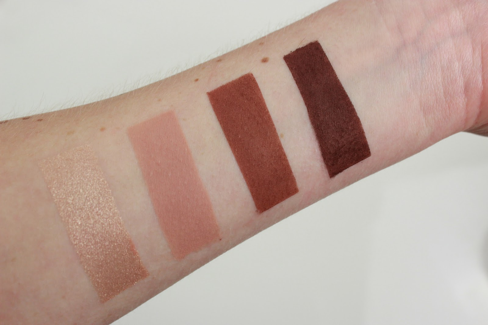 Tarte Tartelette In Bloom Palette Swatches