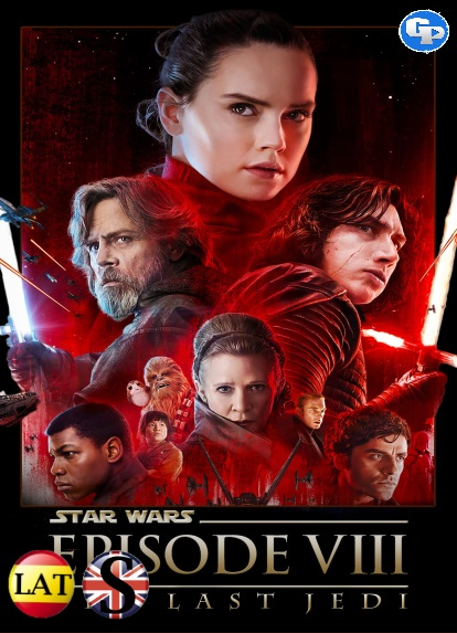 Star Wars: Episodio VIII – Los Ultimos Jedi (2017) DVD5 LATINO/INGLES