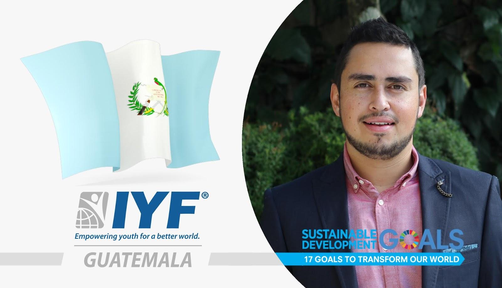 Juan Ramos, IYF Representative in Guatemala