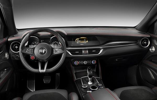 Interior Alfa Romeo Stelvio