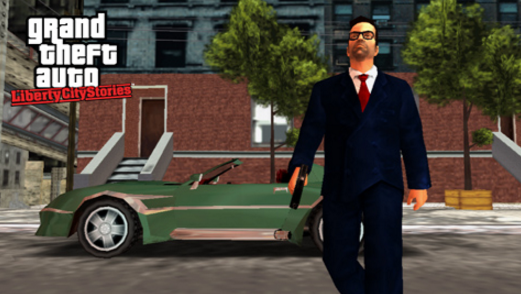Grand Theft Auto Liberty City  PPSSPP