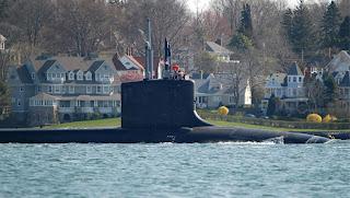 penciptaan kapal selam rudal generasi baru Amerika Serikat sesuai jadwal