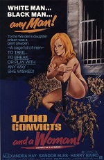 Fun and Games AKA 1,000 Convicts and a Woman (1971)