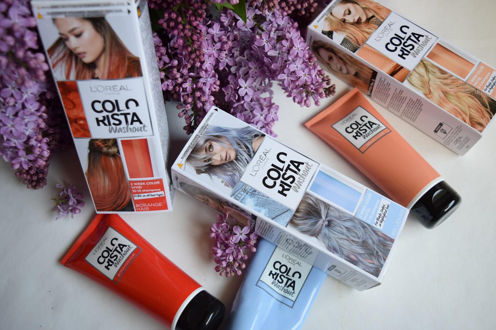 Kialakító  L Oreal Colorista hajszínező 4281ff4598