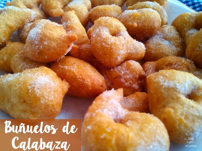 buñuelos de calabaza valencianos