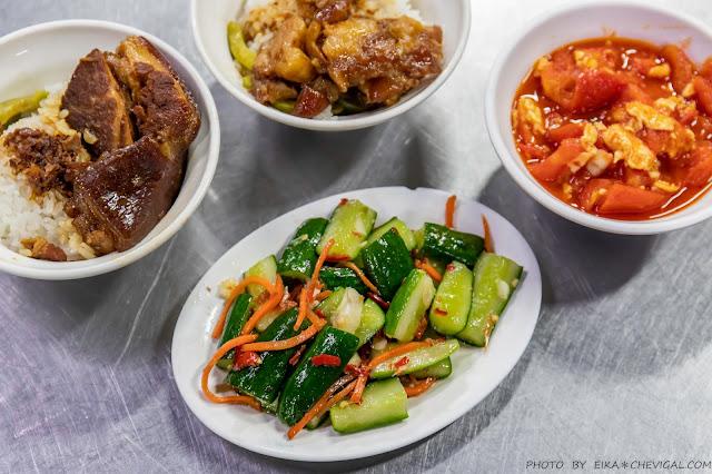 MG 0525 - 李海魯肉飯,凌晨3點依舊燈火通明的人氣小吃,口味看人吃,價格沒那麼可愛