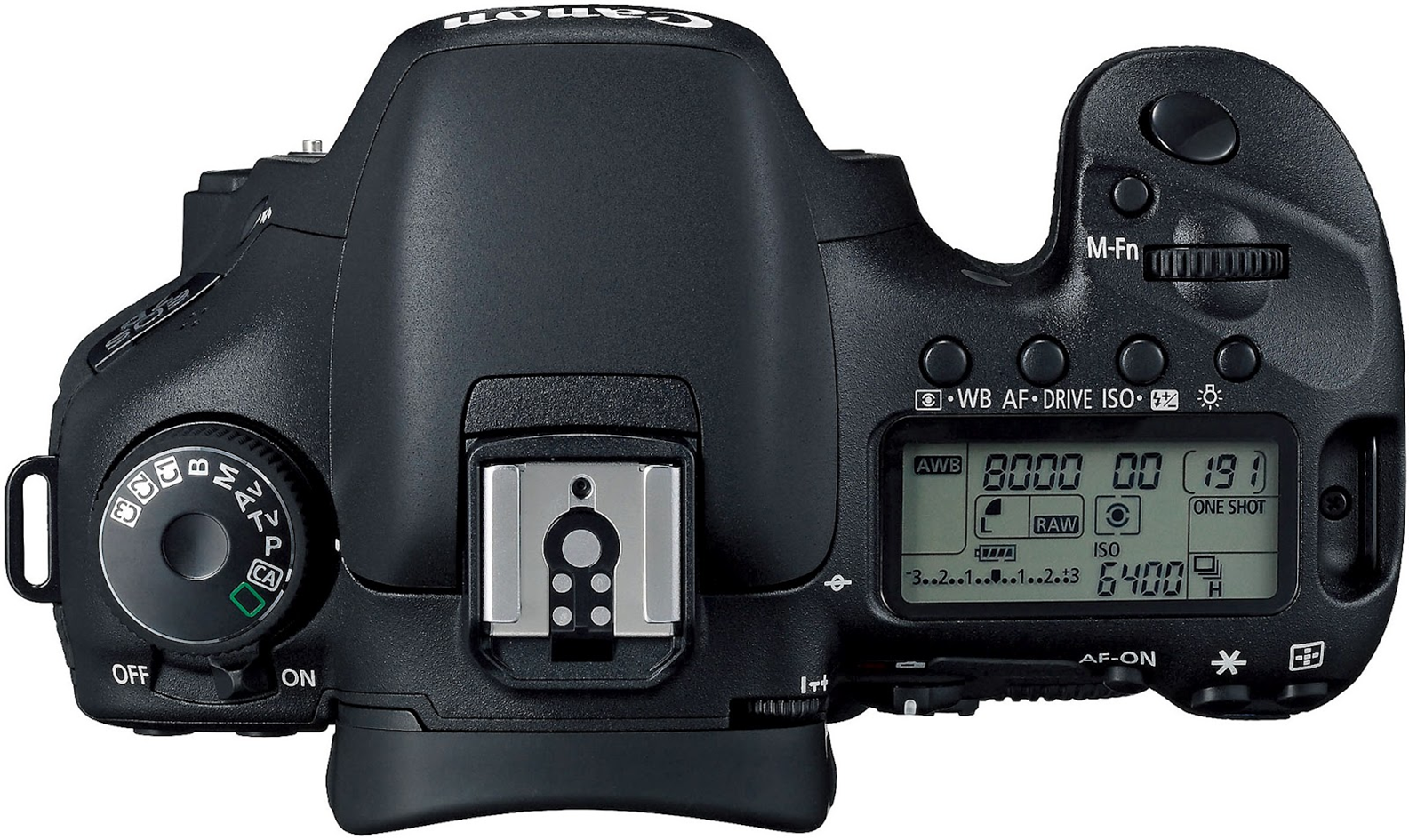Canon 7D DSLR Digital Camera