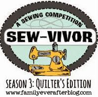 Sewvivor Season 3: Lap Quilt + FINAL RESULTS!