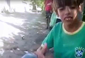 Termendo Asesinato de un Niño
