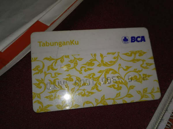 Maksimal Setor Tunai Perbulan di ATM TabunganKu BCA
