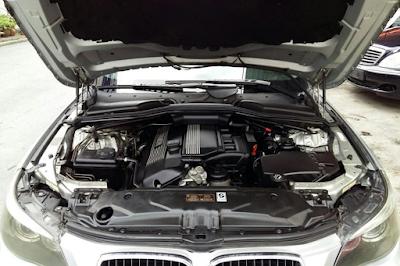 Mesin M54 BMW E60 Seri-5 Prefacelift