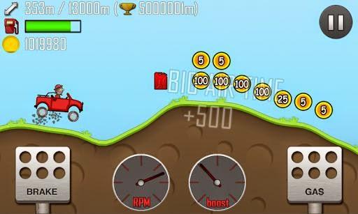 Hill Climb Racing v1.28.1 Apk + Mod