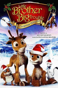 Watch Little Brother, Big Trouble: A Christmas Adventure Online Free in HD