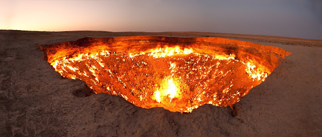 Crater of Fire