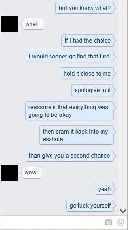 Su novia lo engañó y le pidió una segunda oportunidad