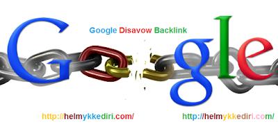 Memblokir Backlink Spam dengan Google Disavow1