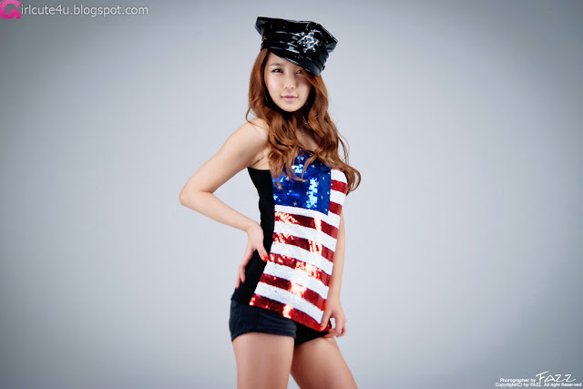 4 Bang Eun Young and USA-very cute asian girl-girlcute4u.blogspot.com