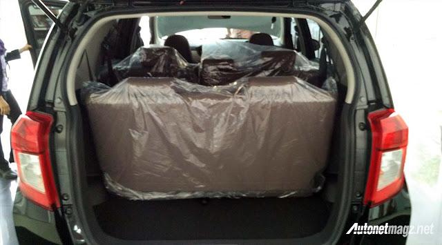 Toyota Calya mini MPV third row up in Images -  - Toyota Calya – MPV 7 chỗ giá siêu rẻ sắp ra mắt ở Indonesia